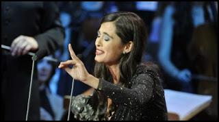 Silvia Pérez Cruz en los Premios Goya 2017
