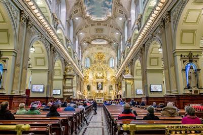 Basilique Cathedrale-Notre-Dame-de-Quebec