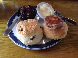 Trengwainton scones