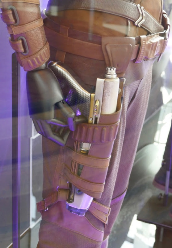 Nebula costume holster and gun Avengers Endgame