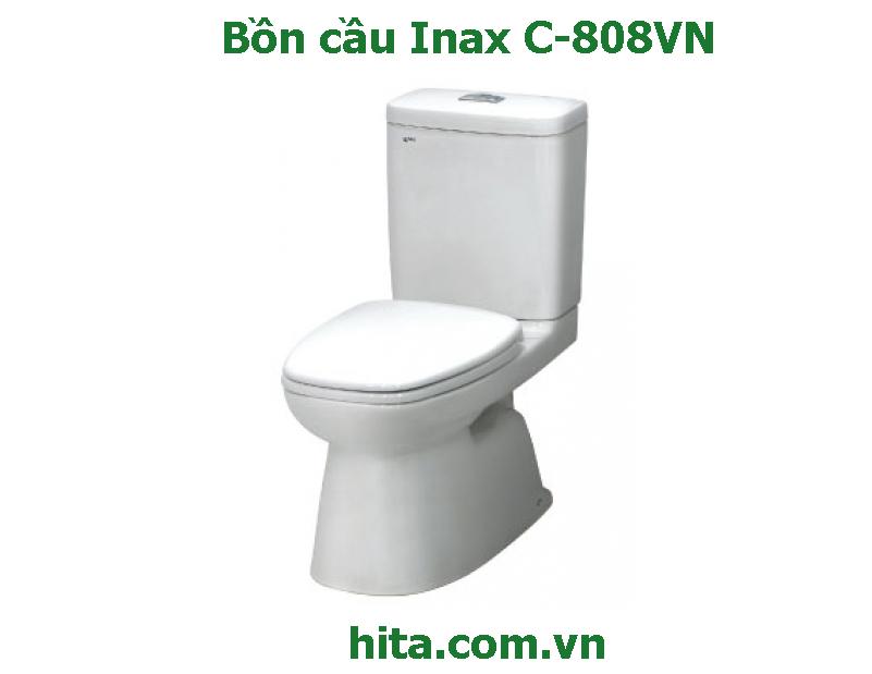 Giá - Đặc điểm - Tính năng bồn cầu Inax C-808VN
