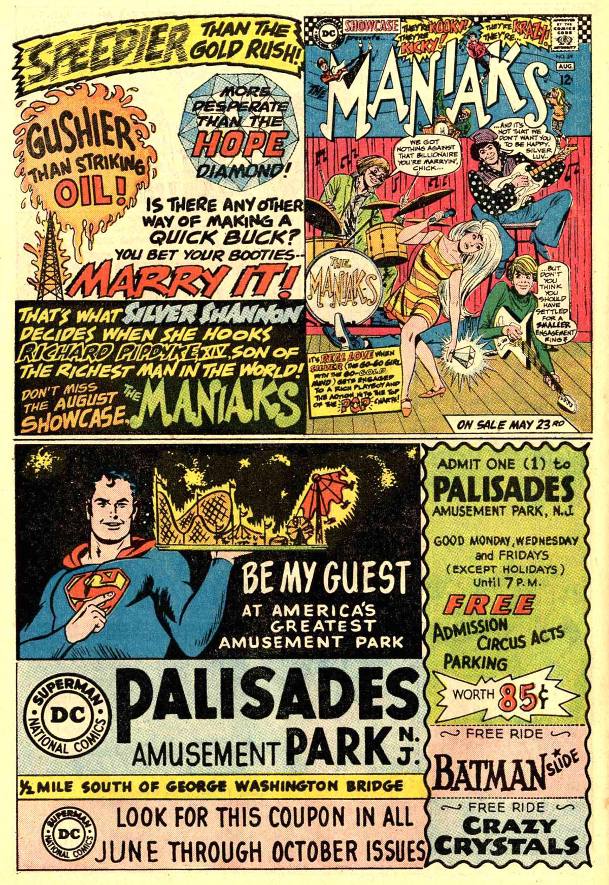 Detective Comics (1937) 365 Page 29