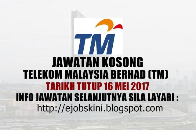 Jawatan Kosong TM
