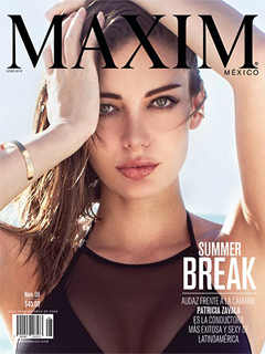 Revista Maxim Mexico-Junio 2015 PDF Digital