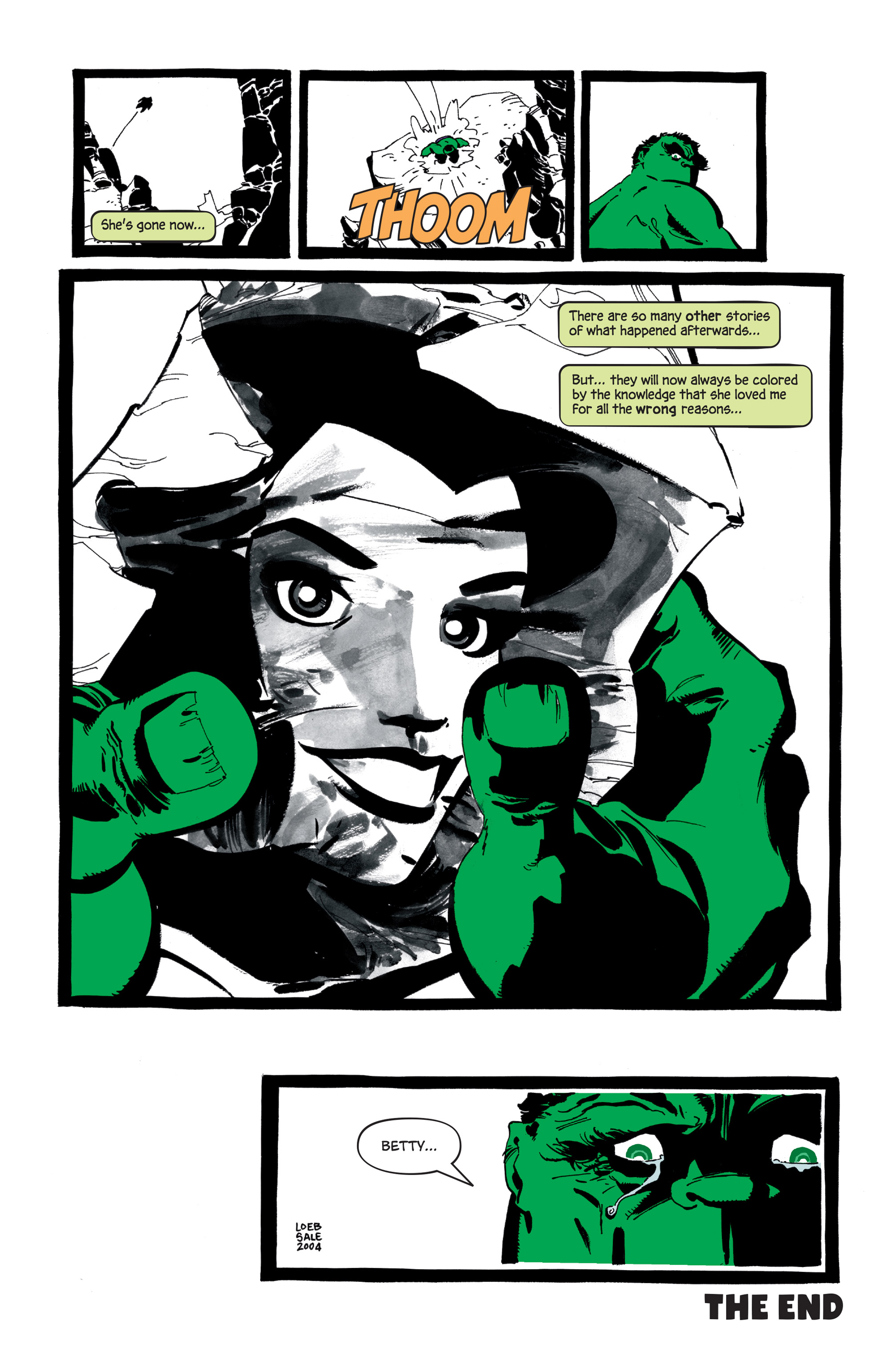 Read online Hulk: Gray comic -  Issue #6 - 23