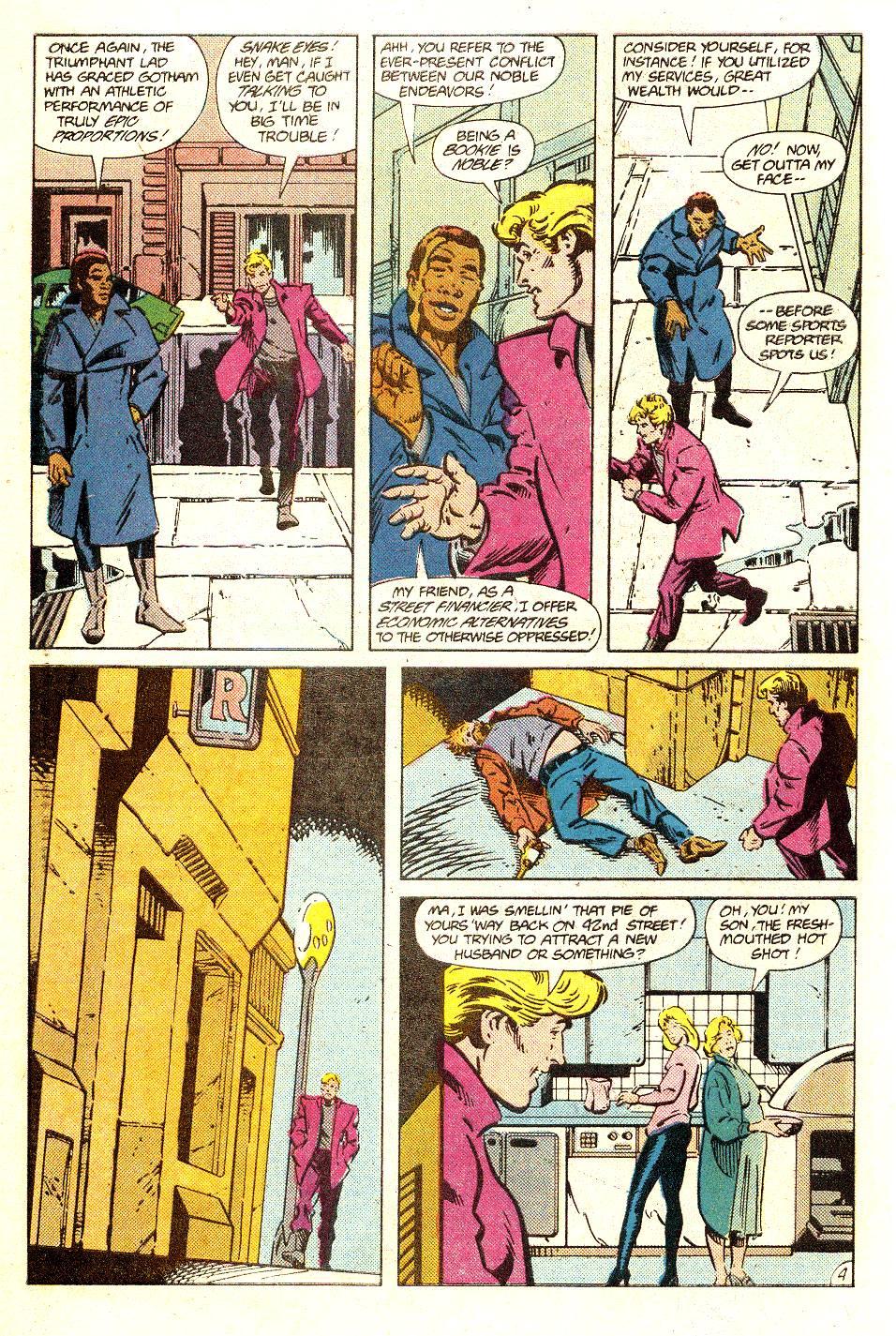 Read online Secret Origins (1986) comic -  Issue #35 - 5