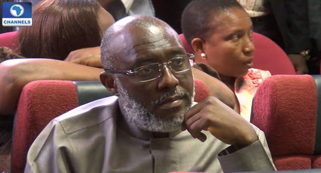 After Vomiting on His Way to Court and Getting Hospitalized, this is What Olisa Metuh is Asking Court to Do for Him