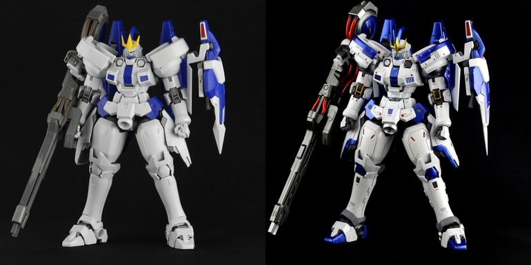 Custom Build: MG 1/100 Tallgeese III [Improved]