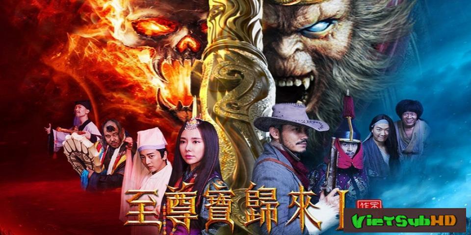 Phim Ngộ Không Truyện: Chí Tôn Bảo Lồng tiếng HD | Monkey King Return Part 1 2016