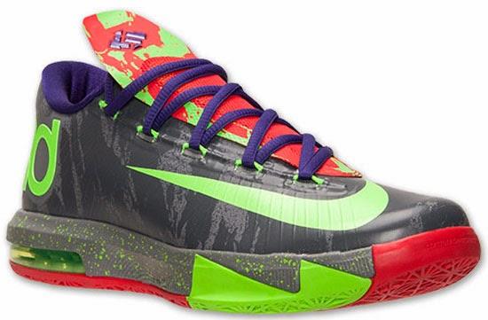 best website ca4a7 aceee Nike KD VI