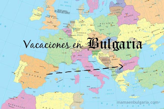 Vacaciones Bulgaria