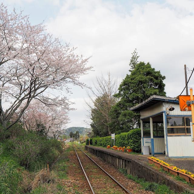 いすみ鉄道 小谷松駅