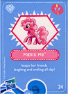 My Little Pony Wave 4 Pinkie Pie Blind Bag Card