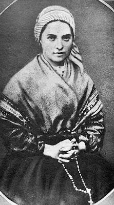 Carta de Santa Bernadette Soubirous a Sua Santidade o Beato Pio IX, Papa