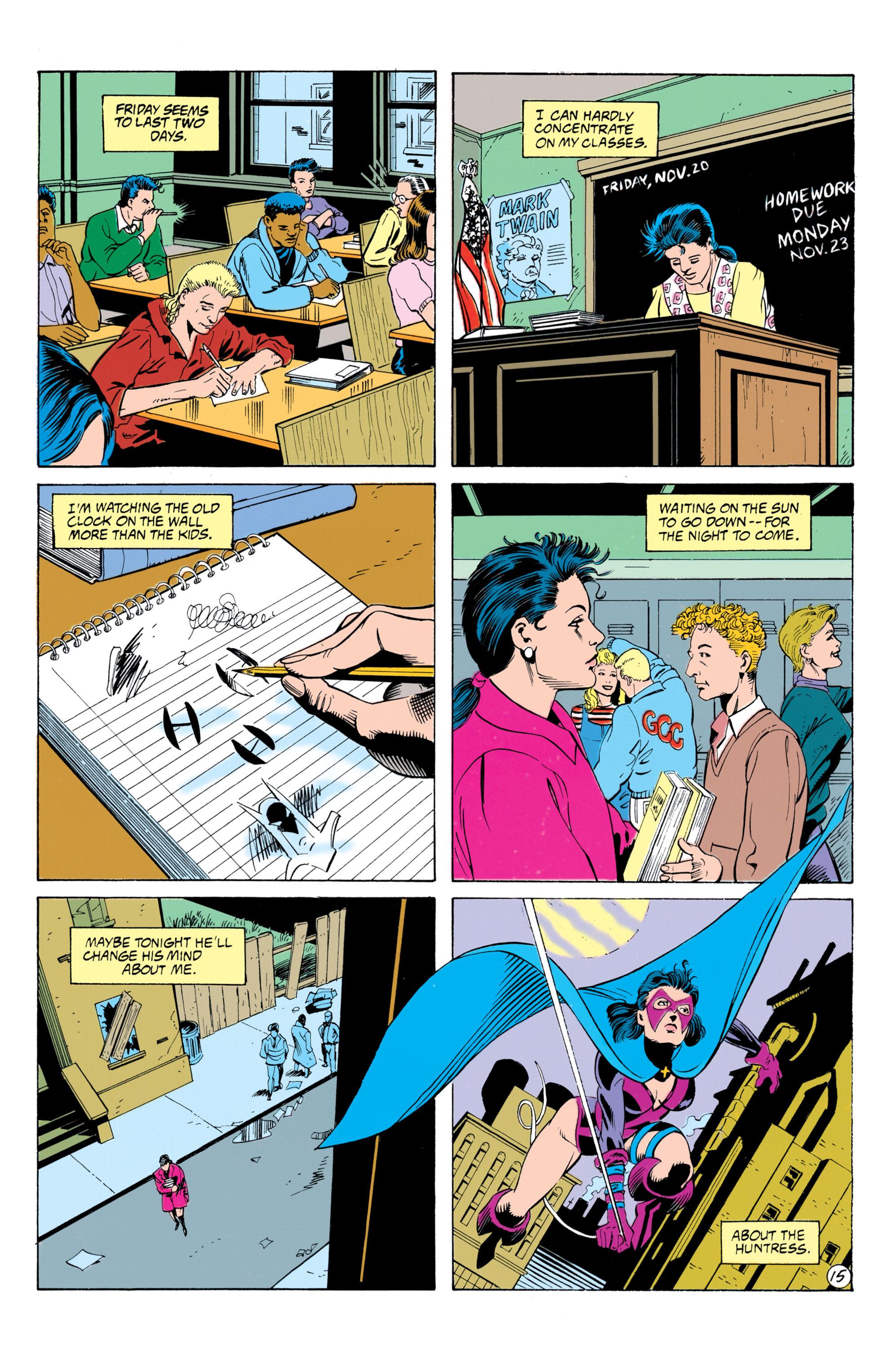 Detective Comics (1937) 653 Page 15