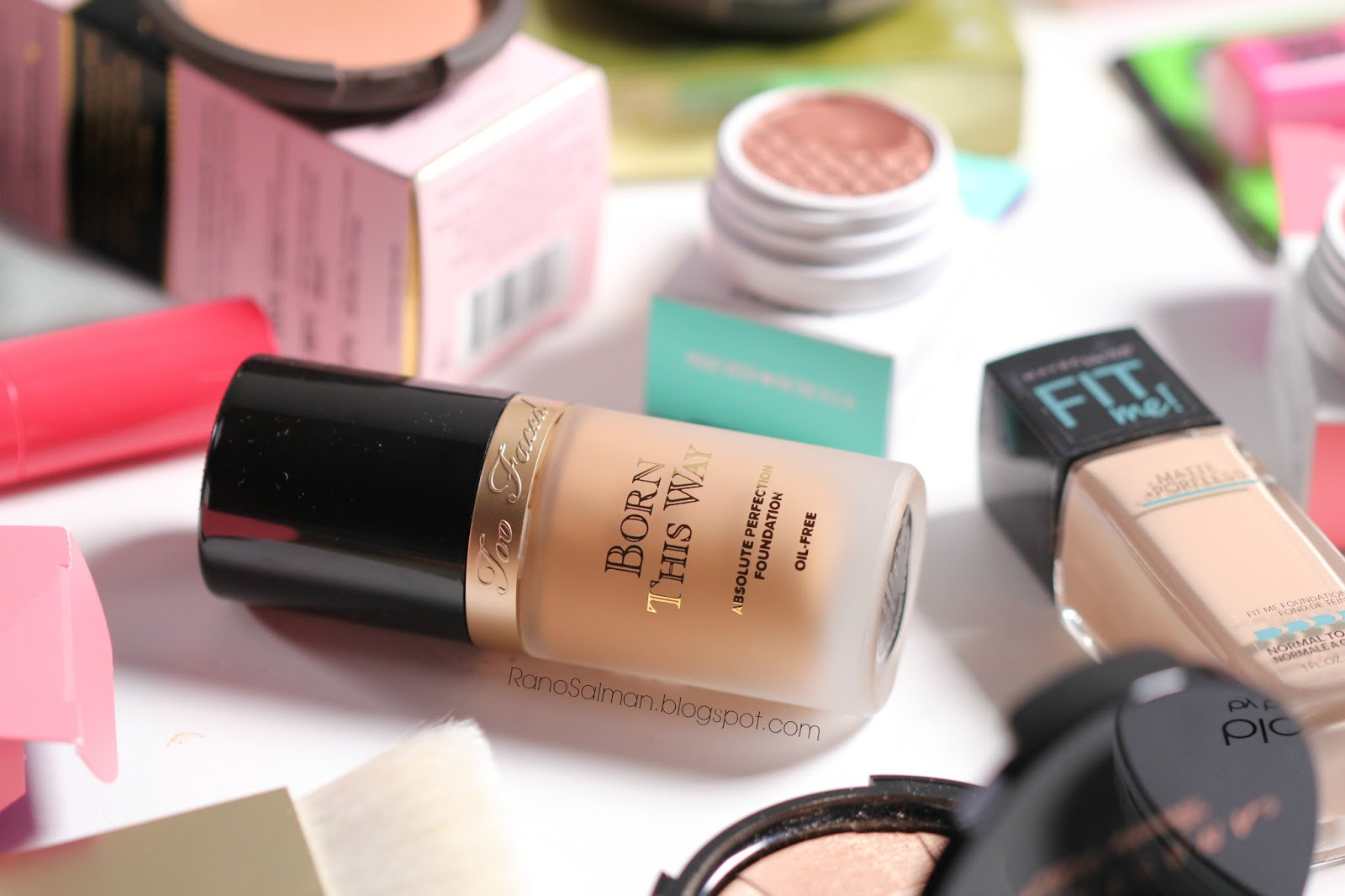 cc0c8db3d Too Faced Born This Way Foundation and Concealer فاونديشن وكونسيلر توفيسد  بورن ذيس واي
