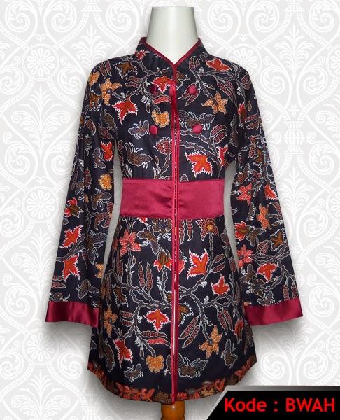 Desain Baju Batik Unik: Baju Batik Modern