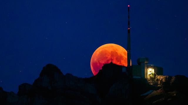 Terjadi 26 Mei 2021, Simak Penjelasan Lengkap Soal Gerhana Bulan Total