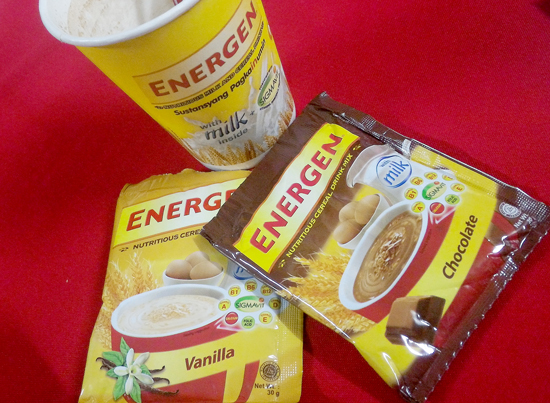 ENERGEN HEALTHY BREAKFAST MOVEMENT IN DAVAO