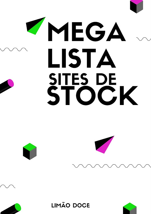 Mega Lista de Sites de Stocks - Limão Doce