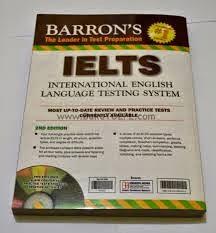 Barron Book For Ielts