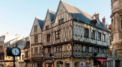 Turismo en Dijon, Francia