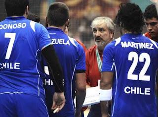 CHILE | Hermanos Feuchtmann y Donoso vuelven a ser seleccionables - ¿Vuelve el Pato Martínez? Handball-Chile-Capurro