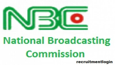 Latest Update On 2018 NBC Recruitment | Registration Form Available