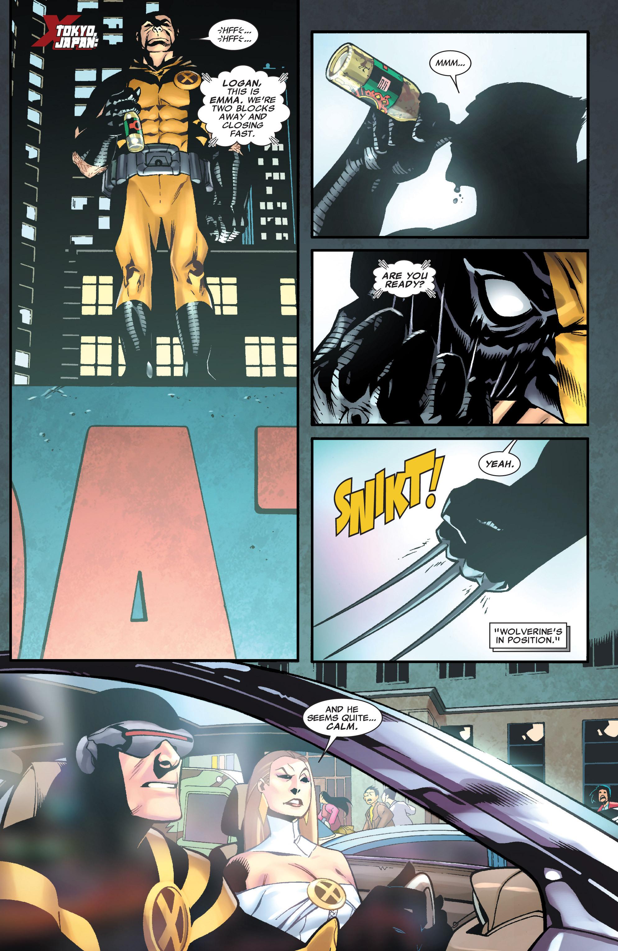 Read online Astonishing X-Men (2004) comic -  Issue #37 - 3