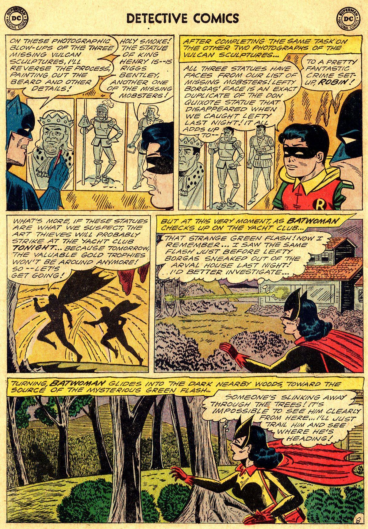 Detective Comics (1937) 302 Page 9