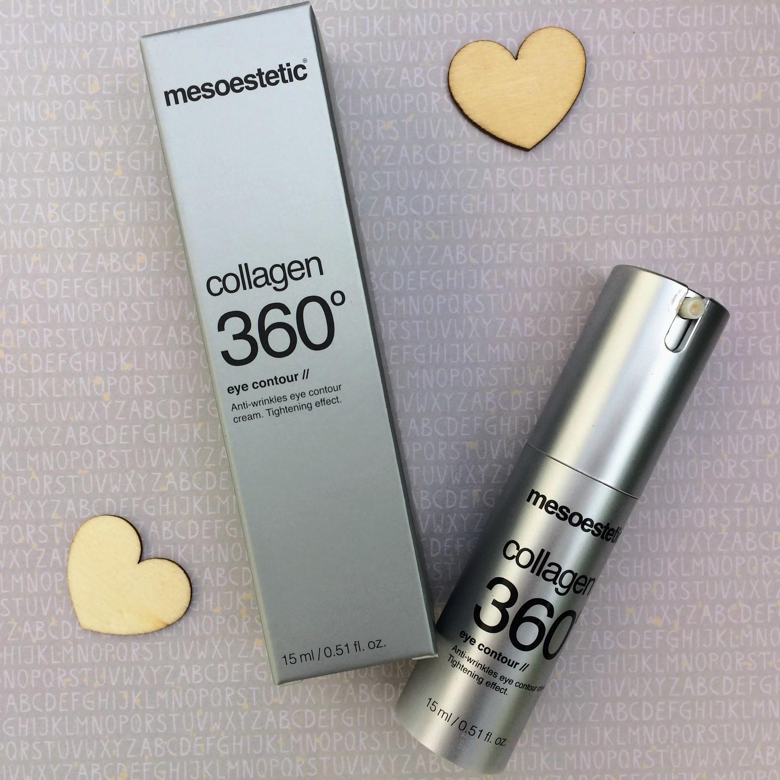 mesoestetic 360 eye cream