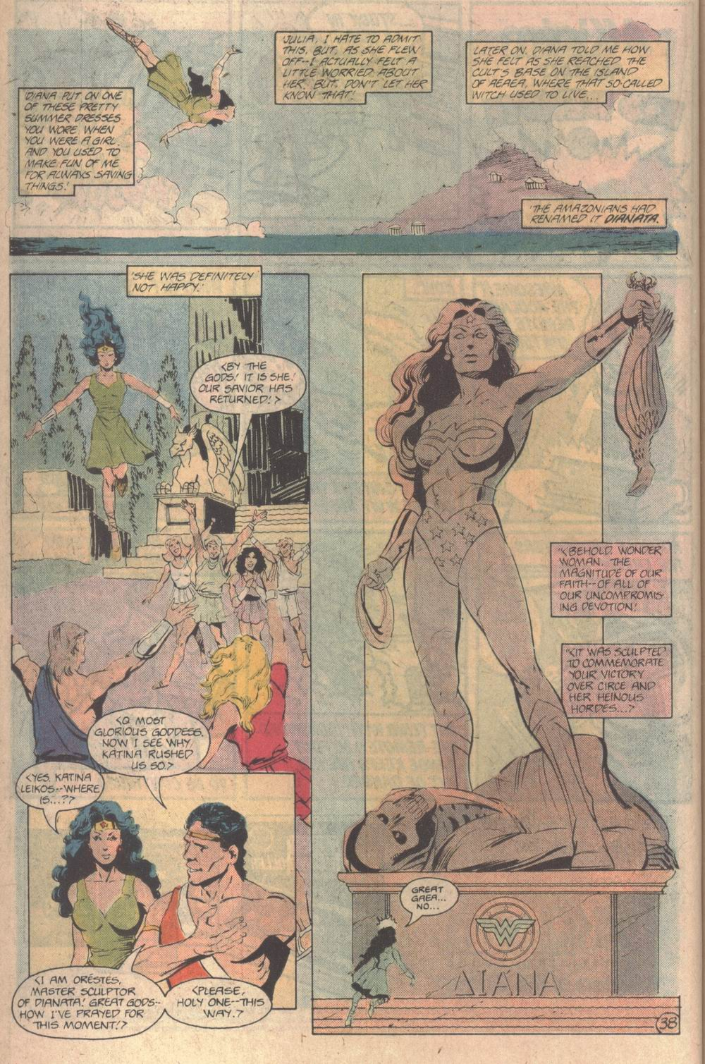 Read online Wonder Woman (1987) comic -  Issue # Annual 2 - 39