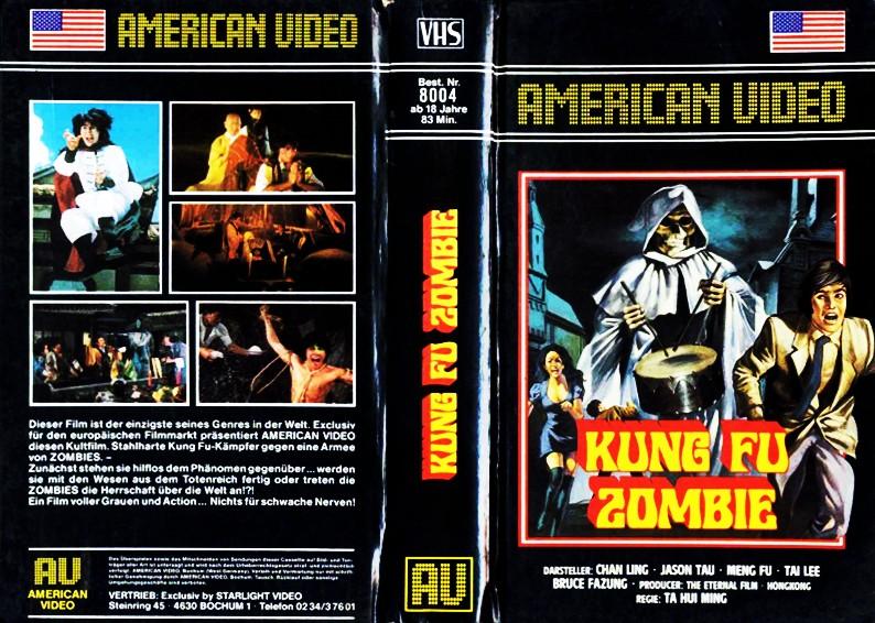 Kung Fu Zombie