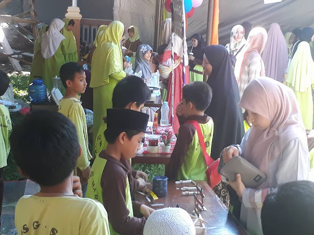 Market Day Stand Prakarya
