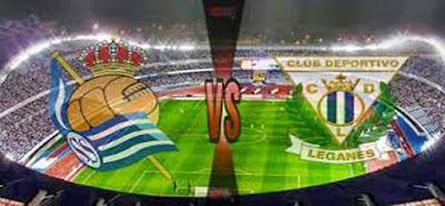 Prediksi Real Sociedad vs Leganes