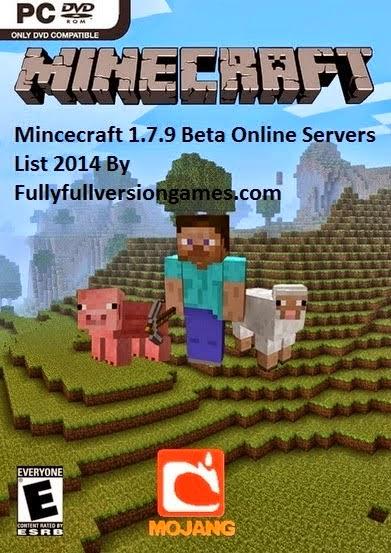 Minecraft 1.7.9 Beta