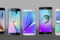 Perbedaan Jenis Seri Pada HP Samsung