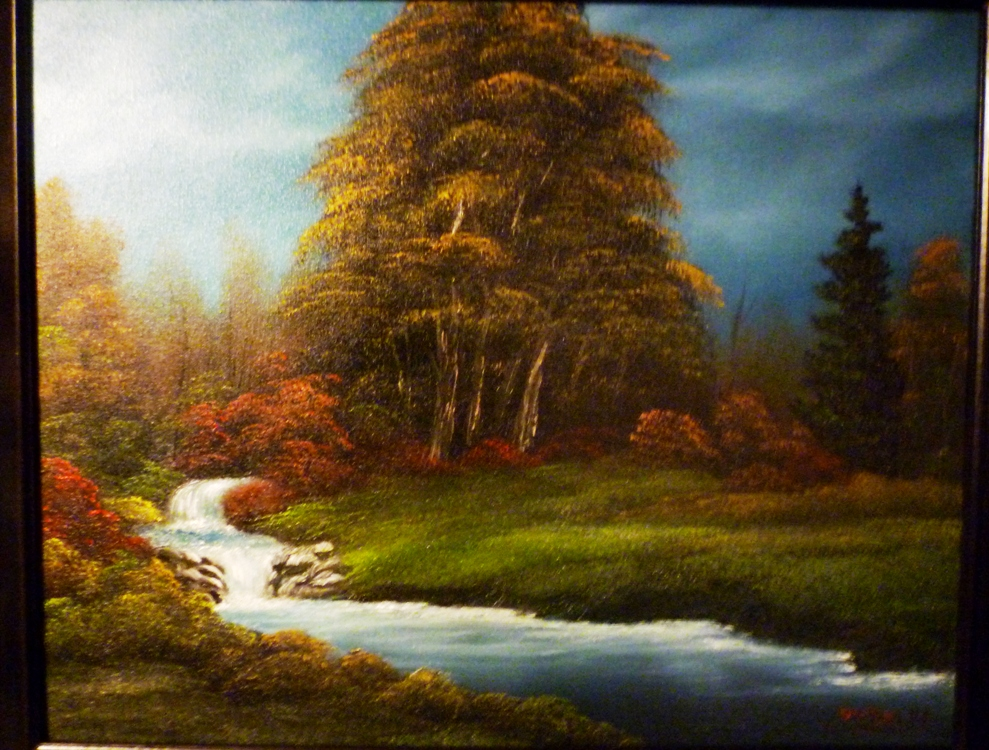 Vasen Kaufen Don Belik-bob Ross® Painting Classes: 12/1/11 - 1/1/12
