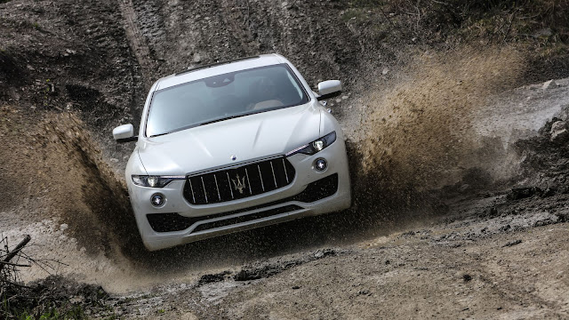 Maserati Levante S SUV hd wallpaper