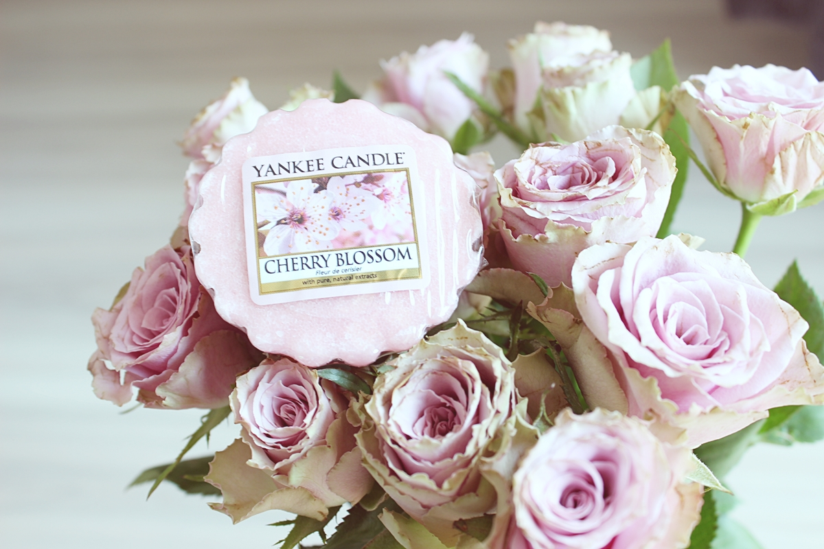 wosk  Yankee Candle Q1 Cherry Blossom