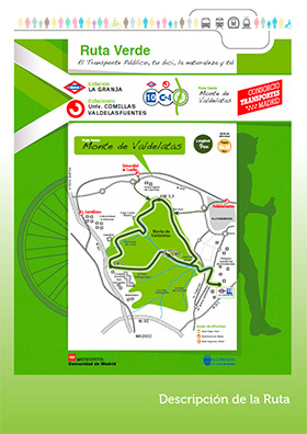 Ruta Verde Monte Valdelatas