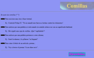 http://roble.pntic.mec.es/msanto1/ortografia/comill.htm