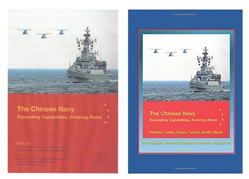 Image result for Hai ấn bản khác nhau của The Chinese Navy: Expanding Capacities, Evolving Roles—Senkakus, Taiwan, Diaoyu, Paracel, Spratly Islands (Washington, DC : US Department of Defense, 2011)