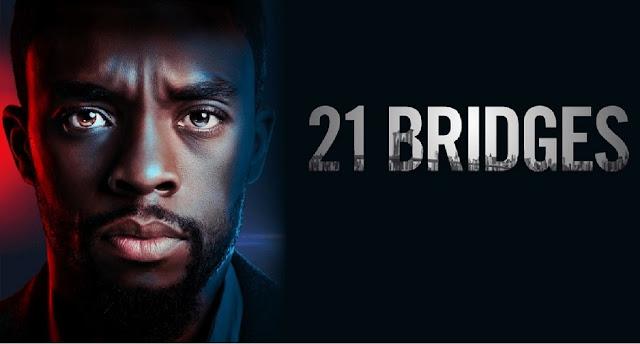 Trailer de '21 Bridges' hermanos russo chadwick boseman