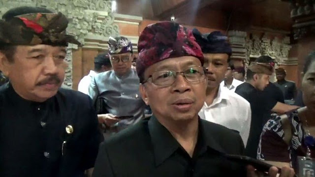 16 Toko China Rusak Citra Wisata Bali, Gubernur Instruksikan Ditutup