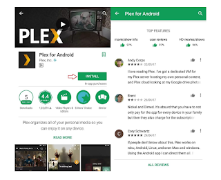 Download Plex for Android apk app