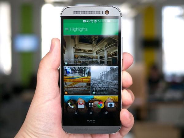 thay mặt kính HTC One M8