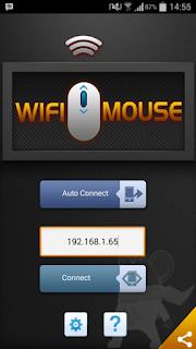 Cara Membuat HP Android Menjadi Mouse di Komputer dan Laptop
