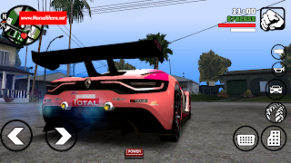 Renault Sport RS01 GTA SA Mobile