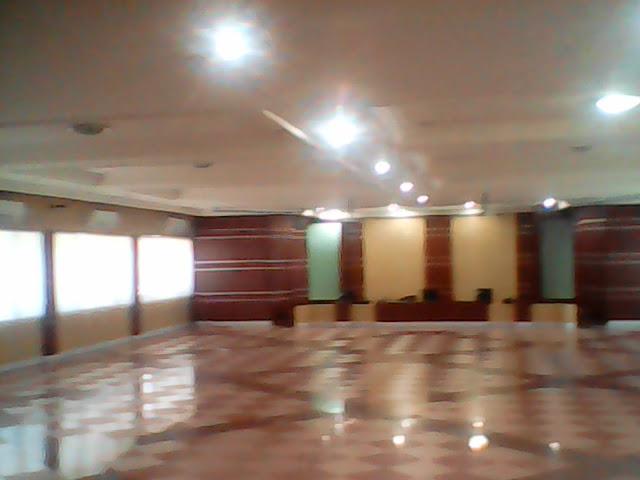 Ruang Auditorium Pemkab Muba Di Rehab